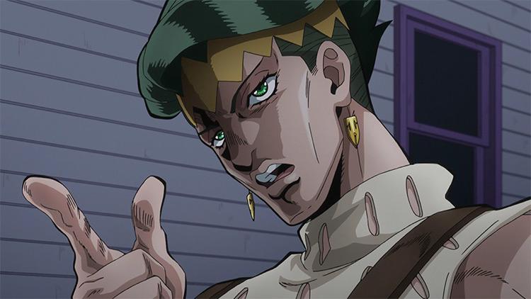 Rohan Kishibe from JoJo's Bizarre Adventure: Diamond is Unbreakable