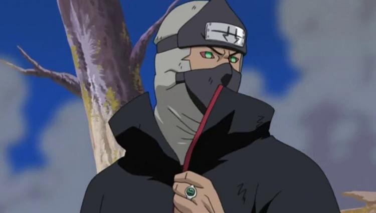 Kakuzu Naruto: Shippuden anime screenshot