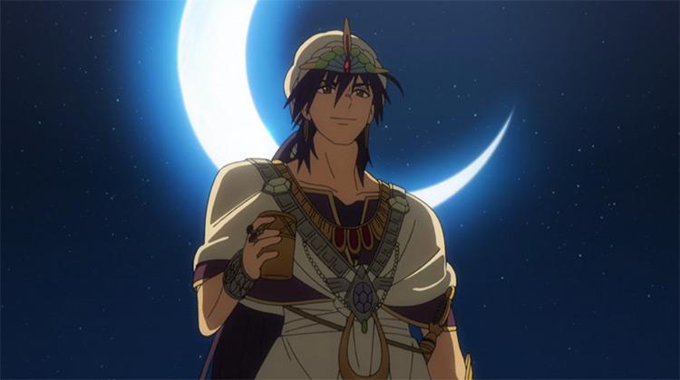 Sinbad from Magi: The Labyrinth of Magic