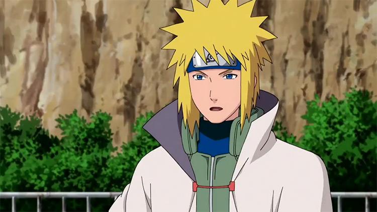 Minato Namikaze in Naruto: Shippuden