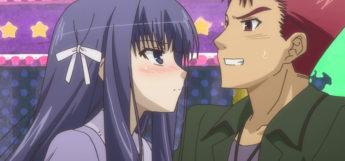 Shouko Kirishima closeup from Baka and Test Anime