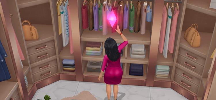 Modular Wardrobe Screenshot from The Sims 4
