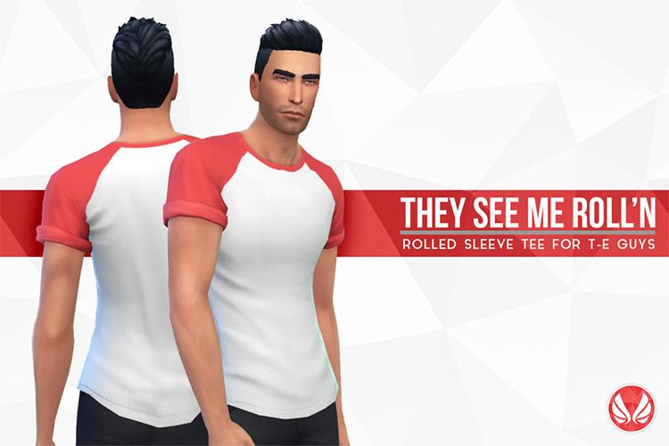 They See Me Roll'n Tee / TS4 Shirt CC