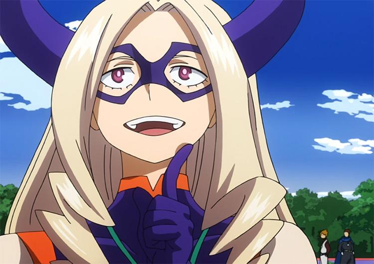 Yuu Takeyama in My Hero Academia anime