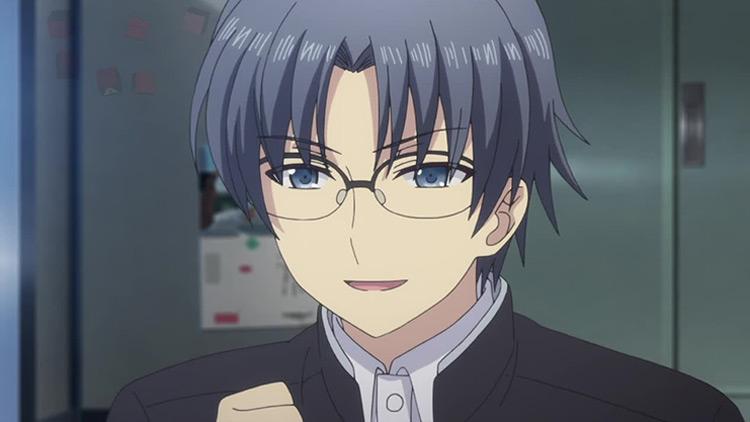 Joujirou Takajou from Charlotte anime