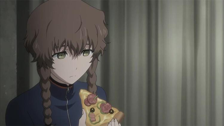 Suzuha Amane in Steins;Gate anime