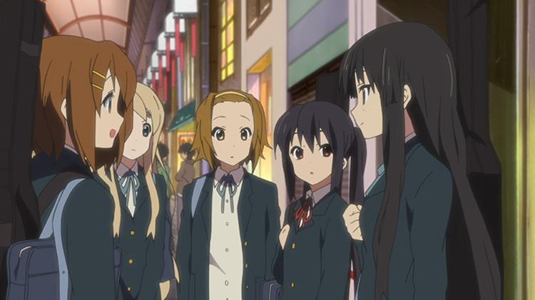 K-On! anime screenshot