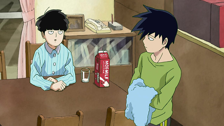 Mob Psycho 100 anime screenshot