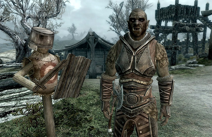 Skyrim Husband - Ghorbash the Iron Hand