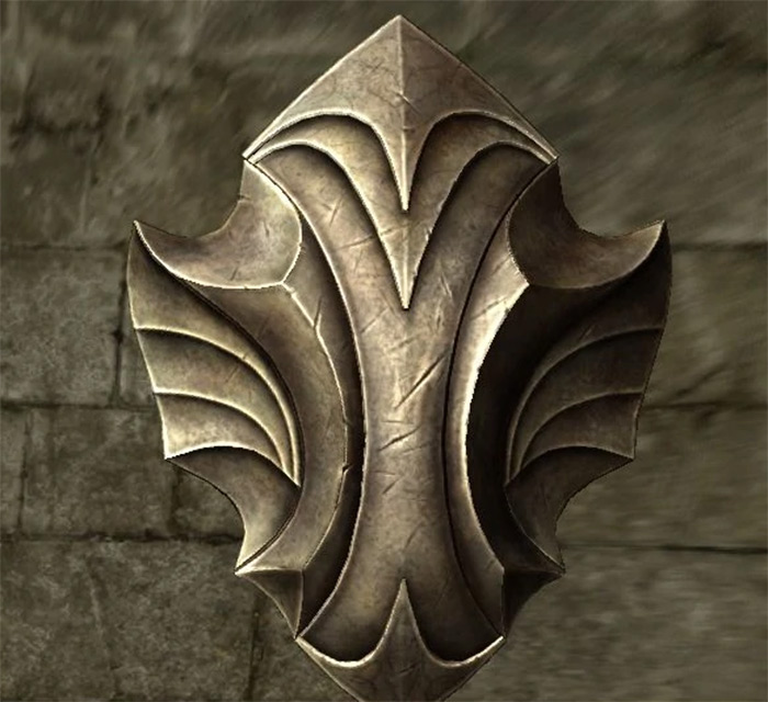 Best Skyrim shield - Auriels Shield