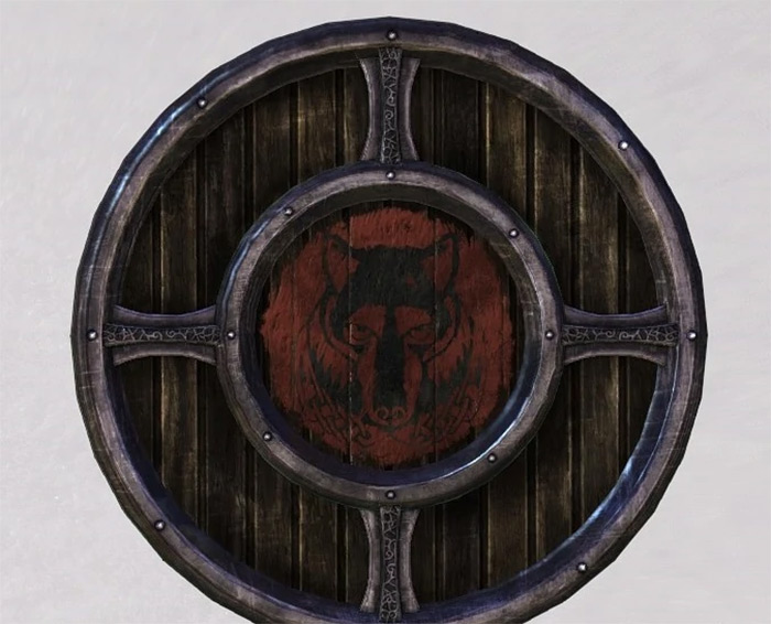 Shield of Solitude Skyrim