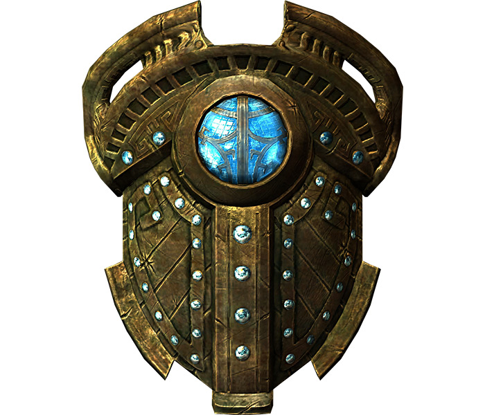 Aethereial Shield in Skyrim
