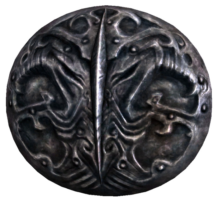 Shield of Ysgramor in Skyrim