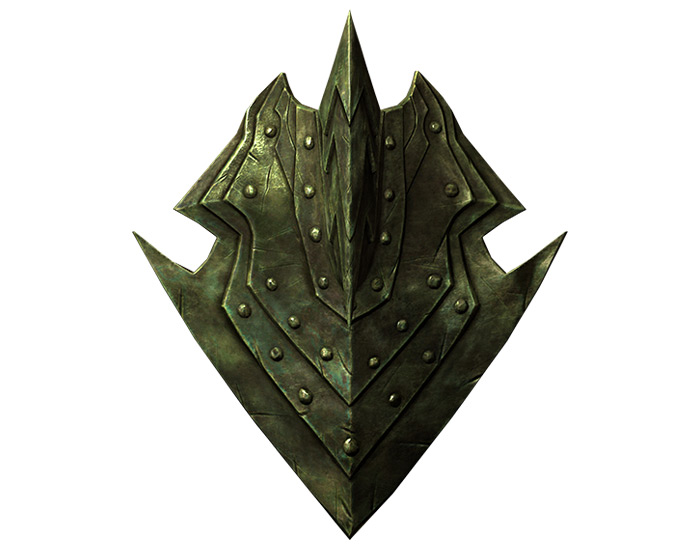 Orcish Shield in Skyrim