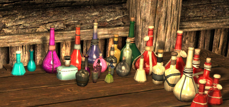 15 Best Alchemy Potions You Can Make In Skyrim