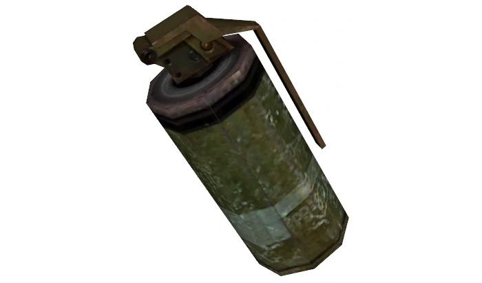 Frag Grenade from HL2