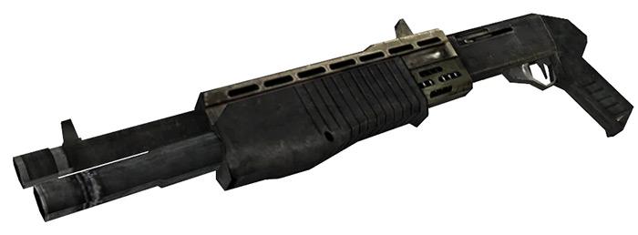 Shotgun from Half Life 2