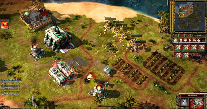 Red Alert 3 best C&C game
