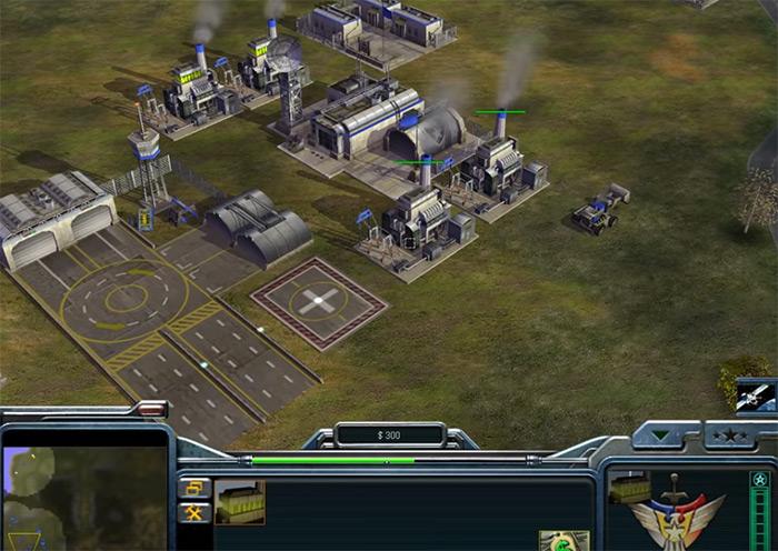 Generals Zero Hour command conquer game