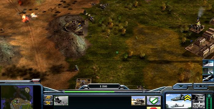 command conquer game Generals