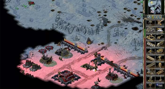 Command Conquer Tiberian Sun video game