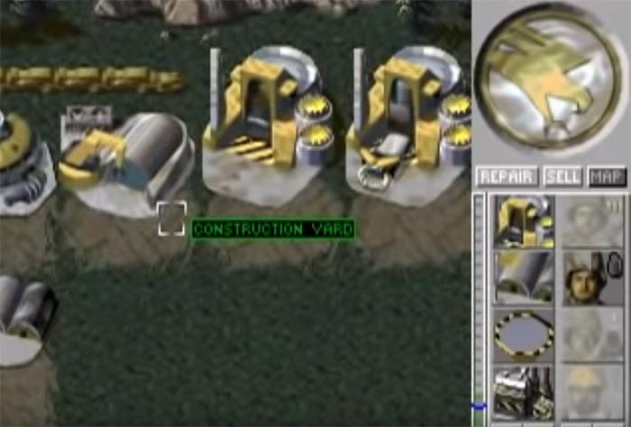 The original Command & Conquer game