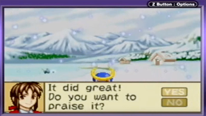 Monster Rancher Advance 2 gameplay