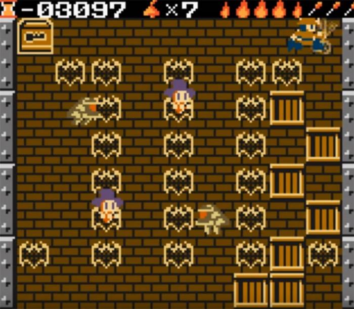 Monster Rancher Explorer GBC gameplay