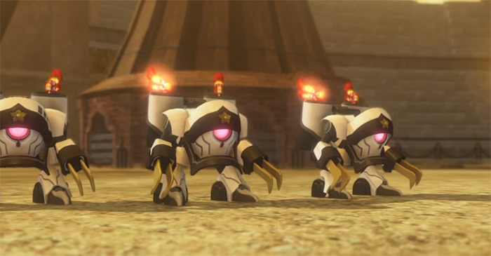 Magitek Armor WoFF mirage