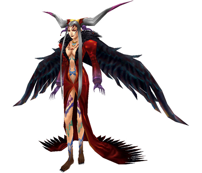 Ultimecia from FF8