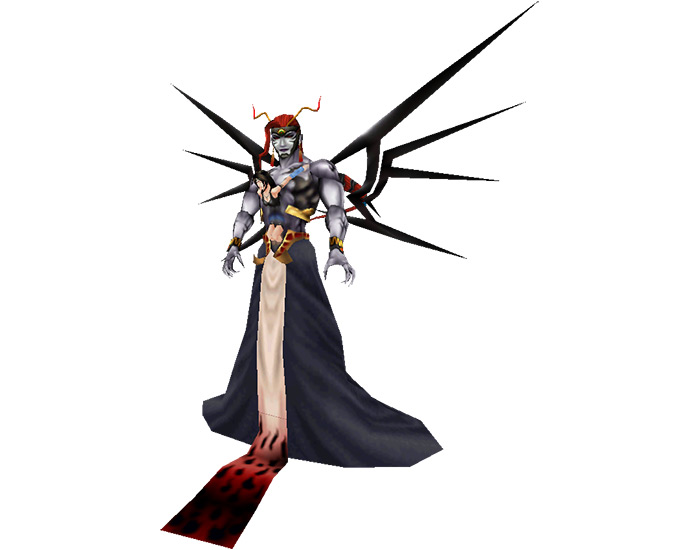 Adel character in FF8