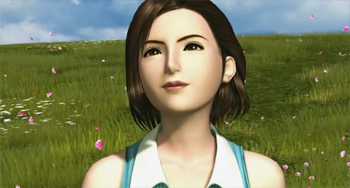 Ellone character in FF8