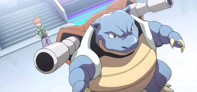 32 Trivia Facts About Blastoise