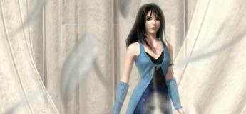 Rinoa FF8 character - FF8 remastered