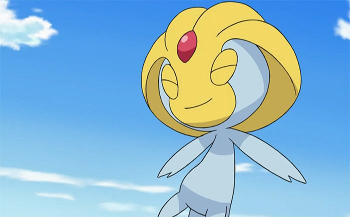 Uxie legendary pokemon