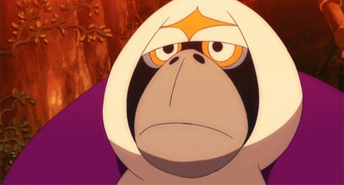 Oranguru pokemon gen7