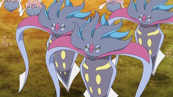 Malamar anime creature