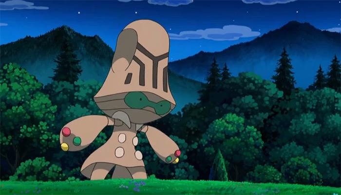 Beheeyem from the Pokemon anime