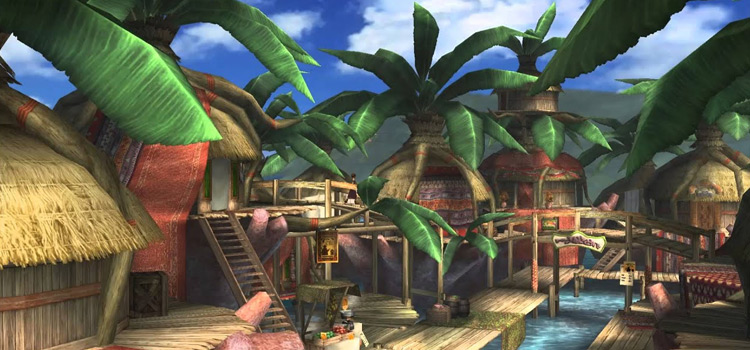20 Best Towns & Cities in Final Fantasy (From All Games)