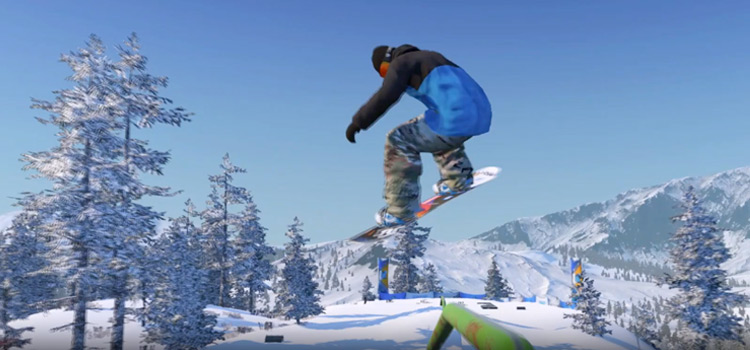 The 15 Best Snowboarding Games of All Time (Ranked & Reviewed)