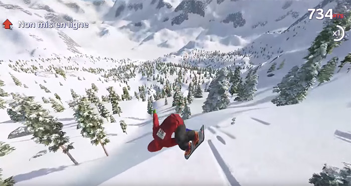 Infinite Air with Mark McMorris screenshot