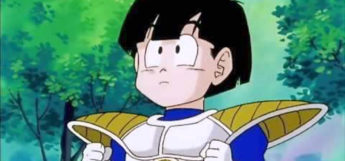 Gohan with a bowl cut - Dragon Ball screenshot