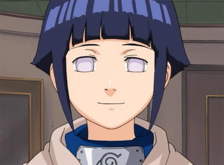 Hinata in Naruto Screenshot