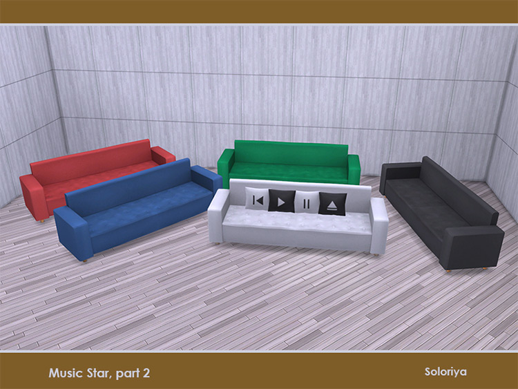 Music Star Couch CC
