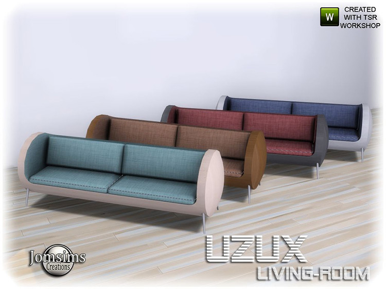 Uzux Living Room Sofa CC