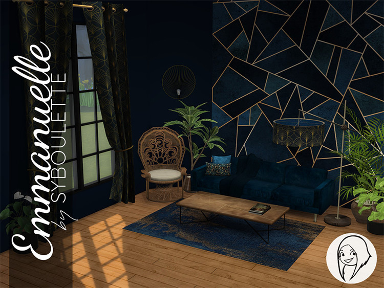 Emmanuelle Living Room CC