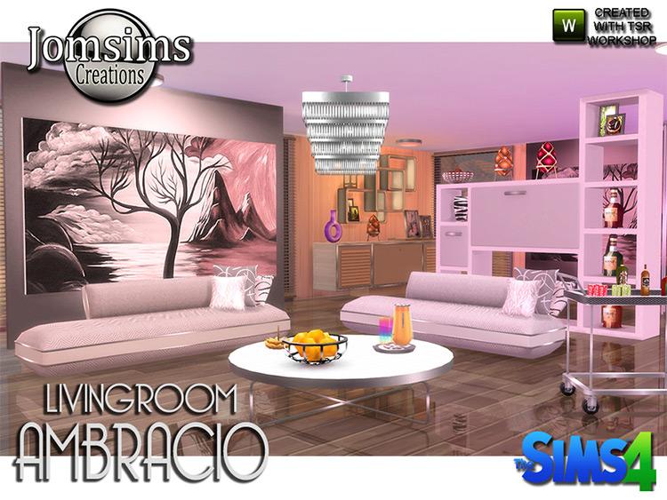 Ambracio Living Room CC