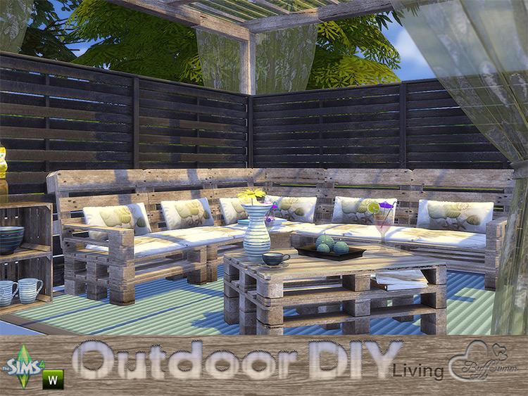 Outdoor Living Set CC