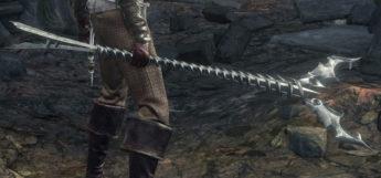 DS2 Spear Weapon Mod in Dark Souls 3