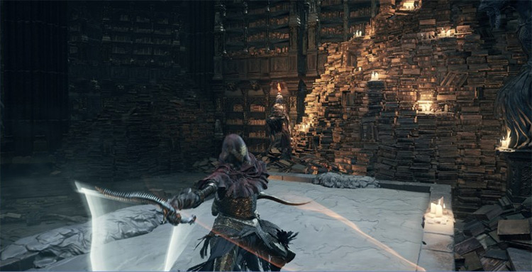 Moveset Variety Mod for Dark Souls 3